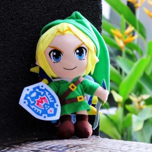 Boneka Legend Of Zelda