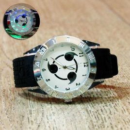 Jam Tangan Backlight Sharingan Kakashi