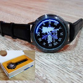 Jam Tangan Light Circle Led Conan