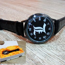 Jam Tangan Light Circle Led L