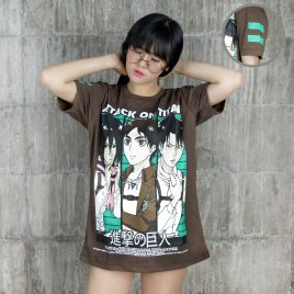 Kaos Attack On Titan