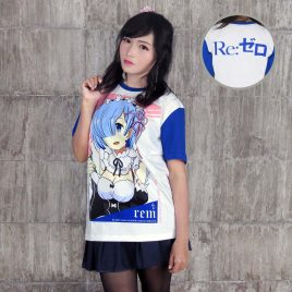 Kaos Rem Re Zero New