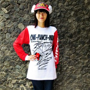 Long Sleeve One Punch Man