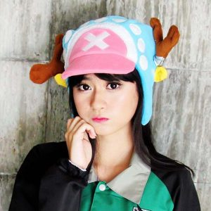 Topi Chopper Biru